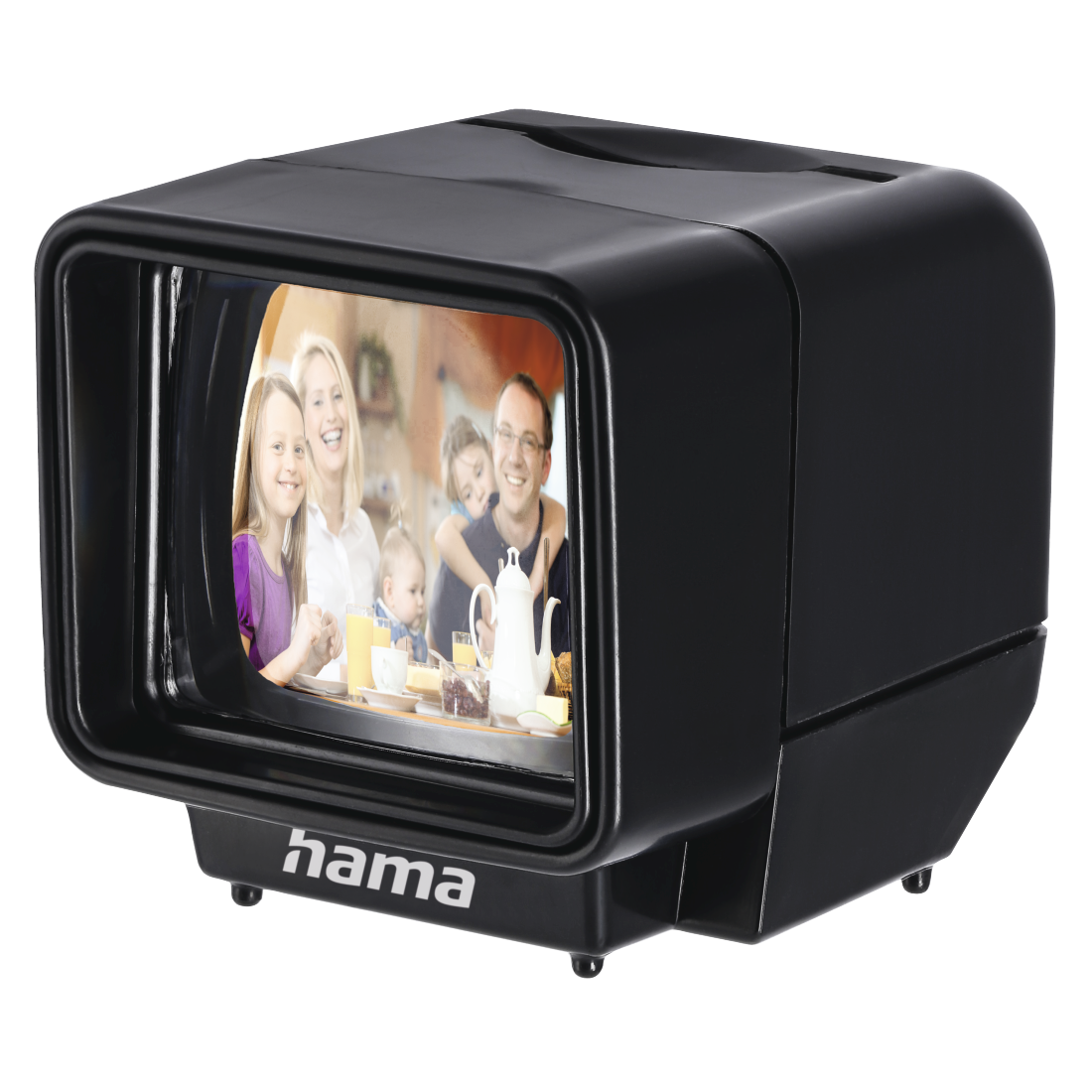 "abx2 High-Res Image 2 - Hama, ""LED"" Slide Viewer, 3 x Magnification"