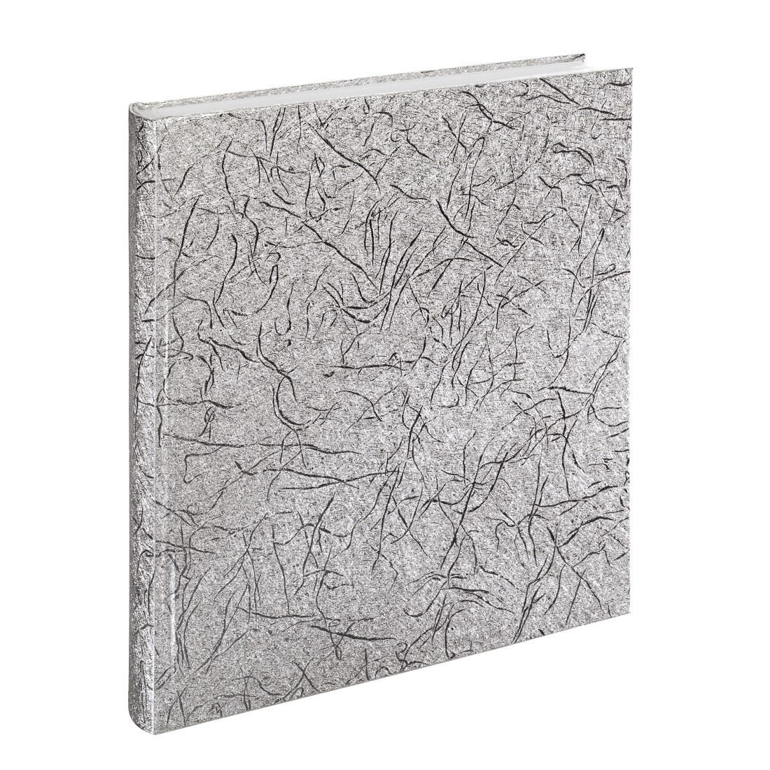 "abx High-Res Image - Hama, ""Caracas"" Bookbound Album, 29x32 cm, 50 white pages, silver"