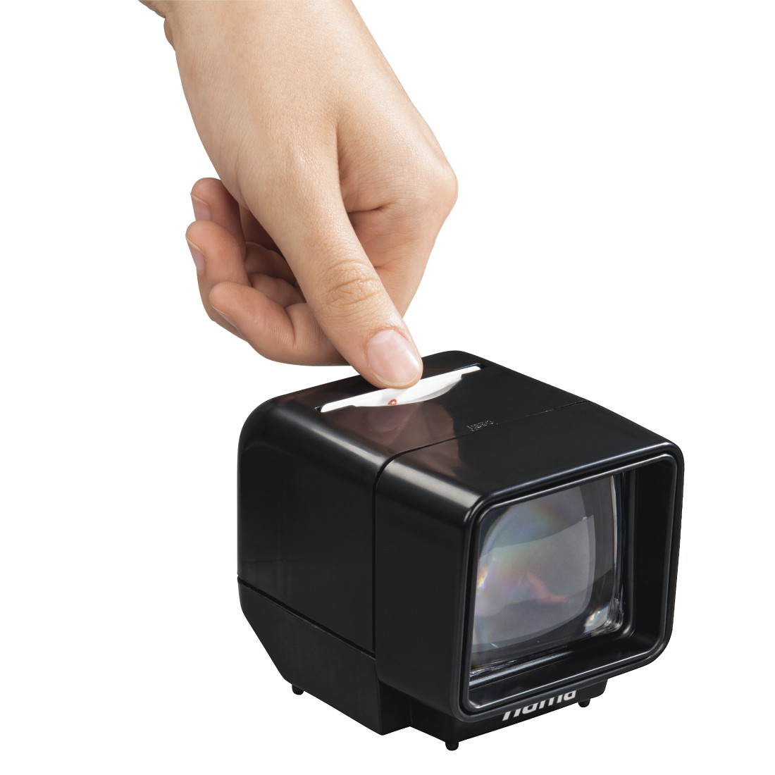 "awx High-Res Appliance - Hama, ""LED"" Slide Viewer, 3 x Magnification"