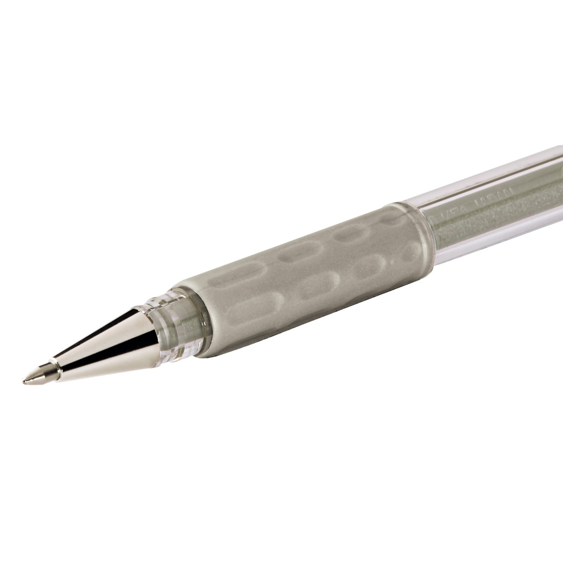 dex High-Res Detail - Hama, Hybrid Gel Grip Creative Pen, silver