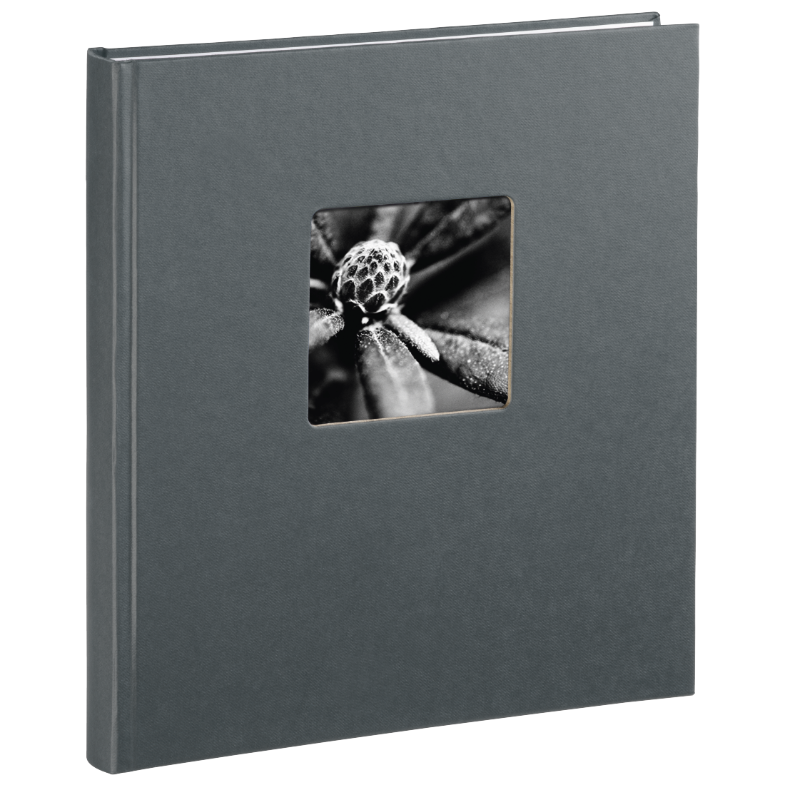 "abx High-Res Image - Hama, ""Fine Art"" Bookbound Album, 29 x 32 cm, 50 white pages, grey"