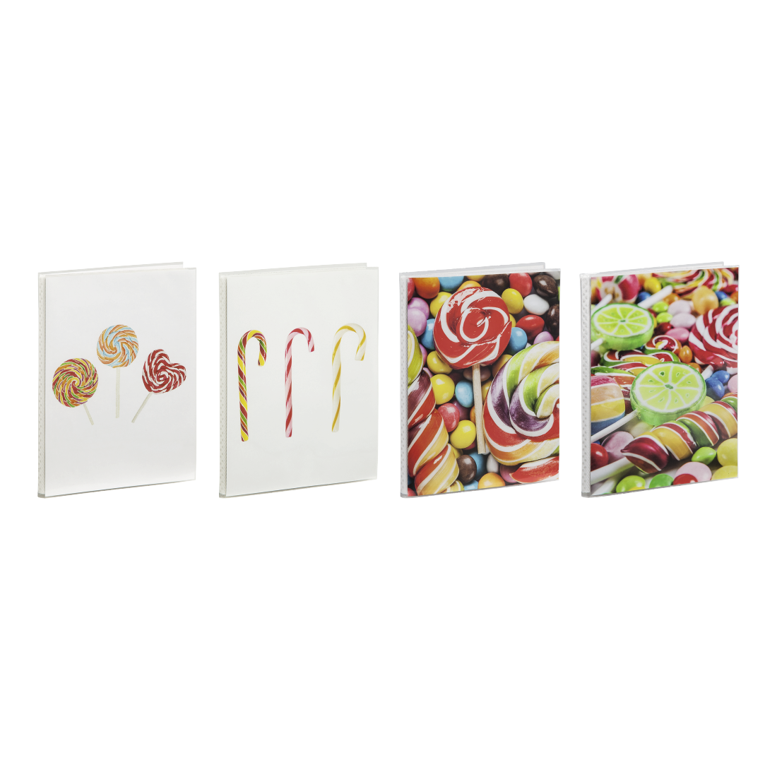 "abx2 High-Res Image 2 - Hama, ""Sweets"" Softcover Album for 24 Photos with a size of 10x15 cm, sorted"