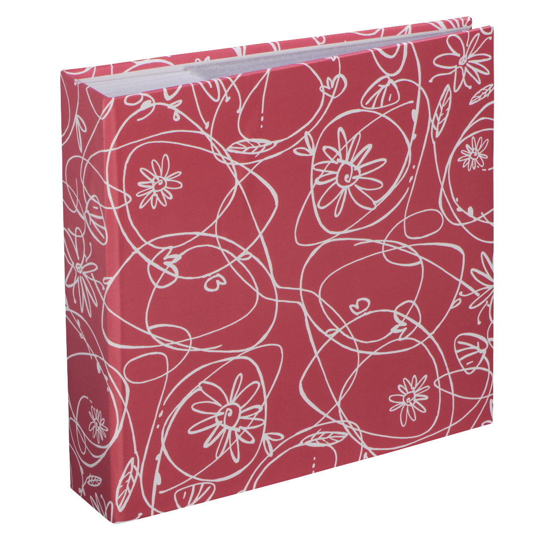 "abx High-Res Image - Hama, ""Decori II"" Memo Album for 200 photos with a size of 10x15 cm, flamingo"