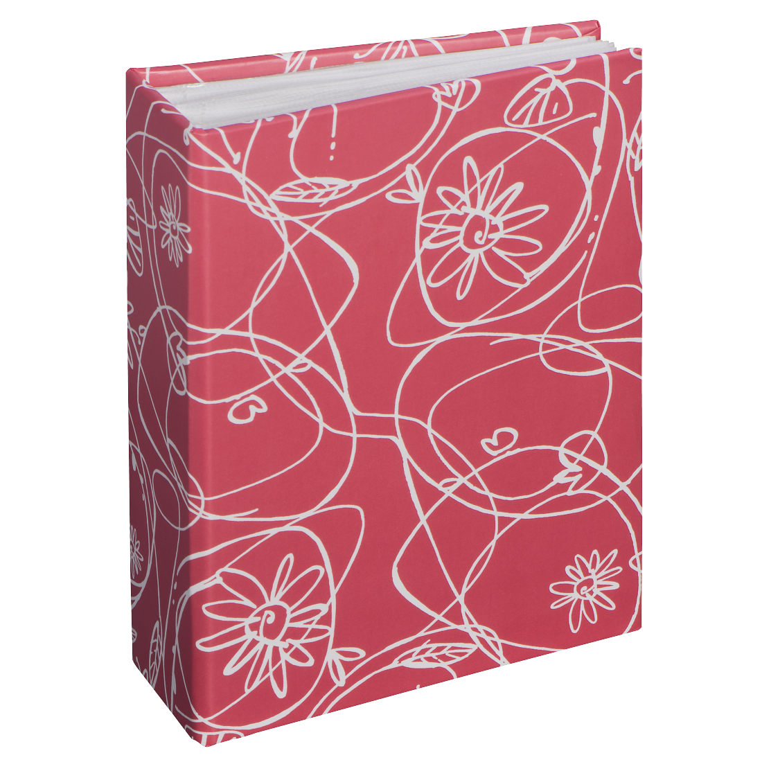 "abx High-Res Image - Hama, ""Decori II"" Minimax Album for 100 photos with a size of 10x15 cm, flamingo"