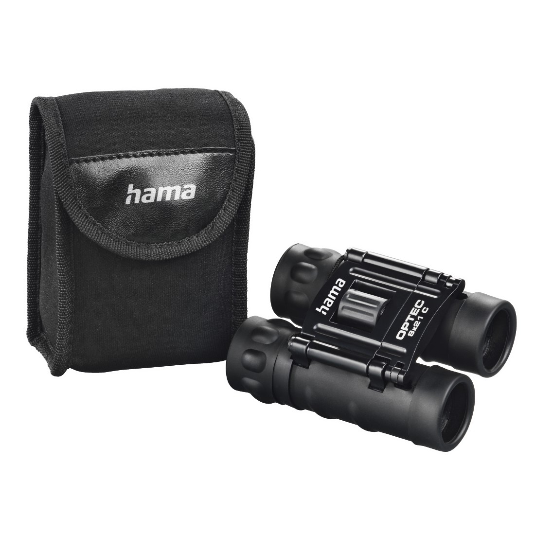 "abx2 High-Res Image 2 - Hama, ""Optec"" Binoculars, 8x21 Compact"