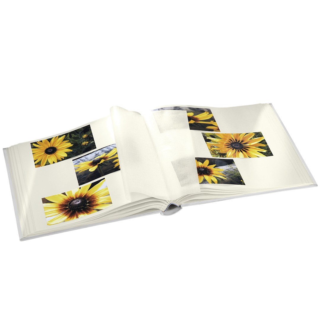 "awx High-Res Appliance - Hama, ""Cumbia"" Jumbo Album, 30x30 cm, 80 white pages, jasmine green"