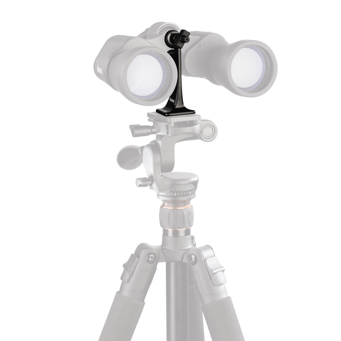 "awx High-Res Appliance - Hama, ""Alu"" Binoculars Tripod Holder with 1/4"" Thread"