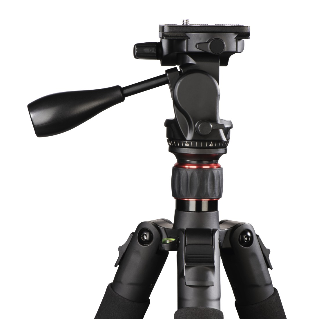 "dex3 High-Res Detail 3 - Hama, ""Alu"" Binoculars Tripod Holder with 1/4"" Thread"