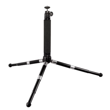 abb4 Image 4 - Hama, Traveller Multi Table Top Tripod, with Removable Telescopic Tube