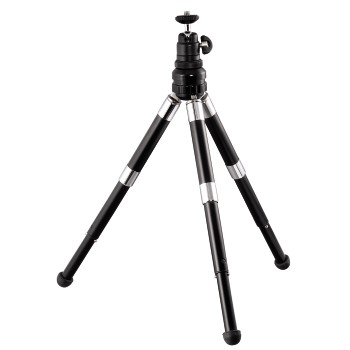 abb6 Image 6 - Hama, Traveller Multi Table Top Tripod, with Removable Telescopic Tube