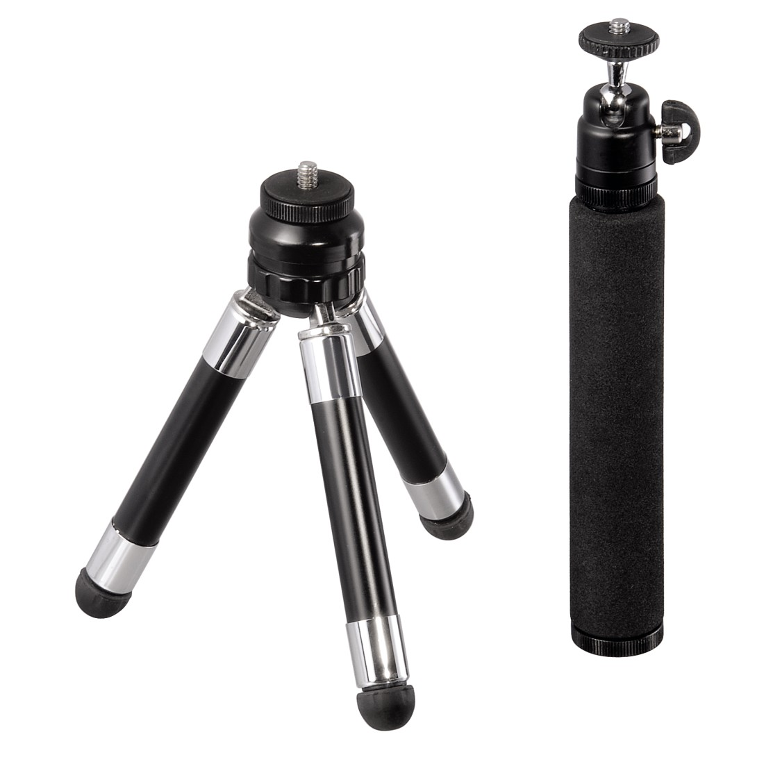abx High-Res Image - Hama, Traveller Multi Table Top Tripod, with Removable Telescopic Tube