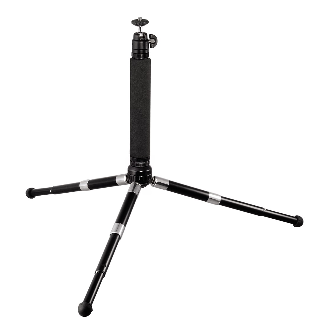 abx4 High-Res Image4 - Hama, Traveller Multi Table Top Tripod, with Removable Telescopic Tube