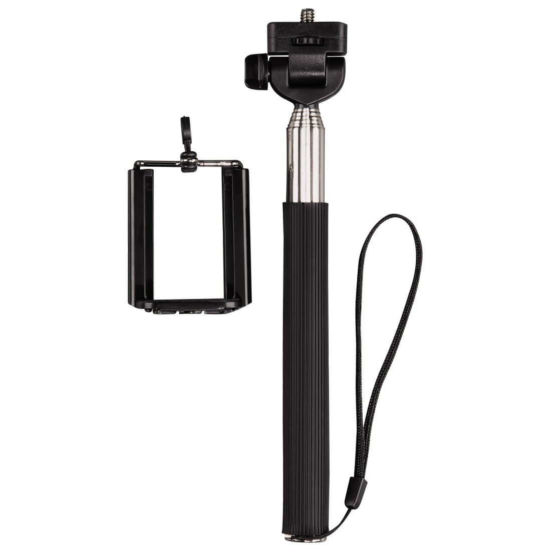 "abx3 High-Res Image 3 - Hama, ""Moments 100"" Selfie Stick, black"