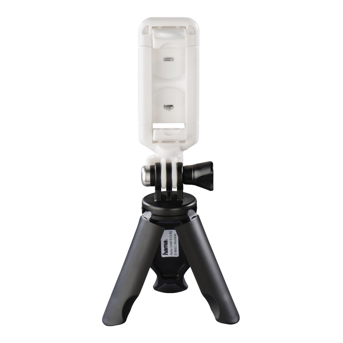 Mini Tripod for Smartphone 5 cm White