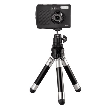awd6 Appliance 6 - Hama, Traveller Multi Table Top Tripod, with Removable Telescopic Tube