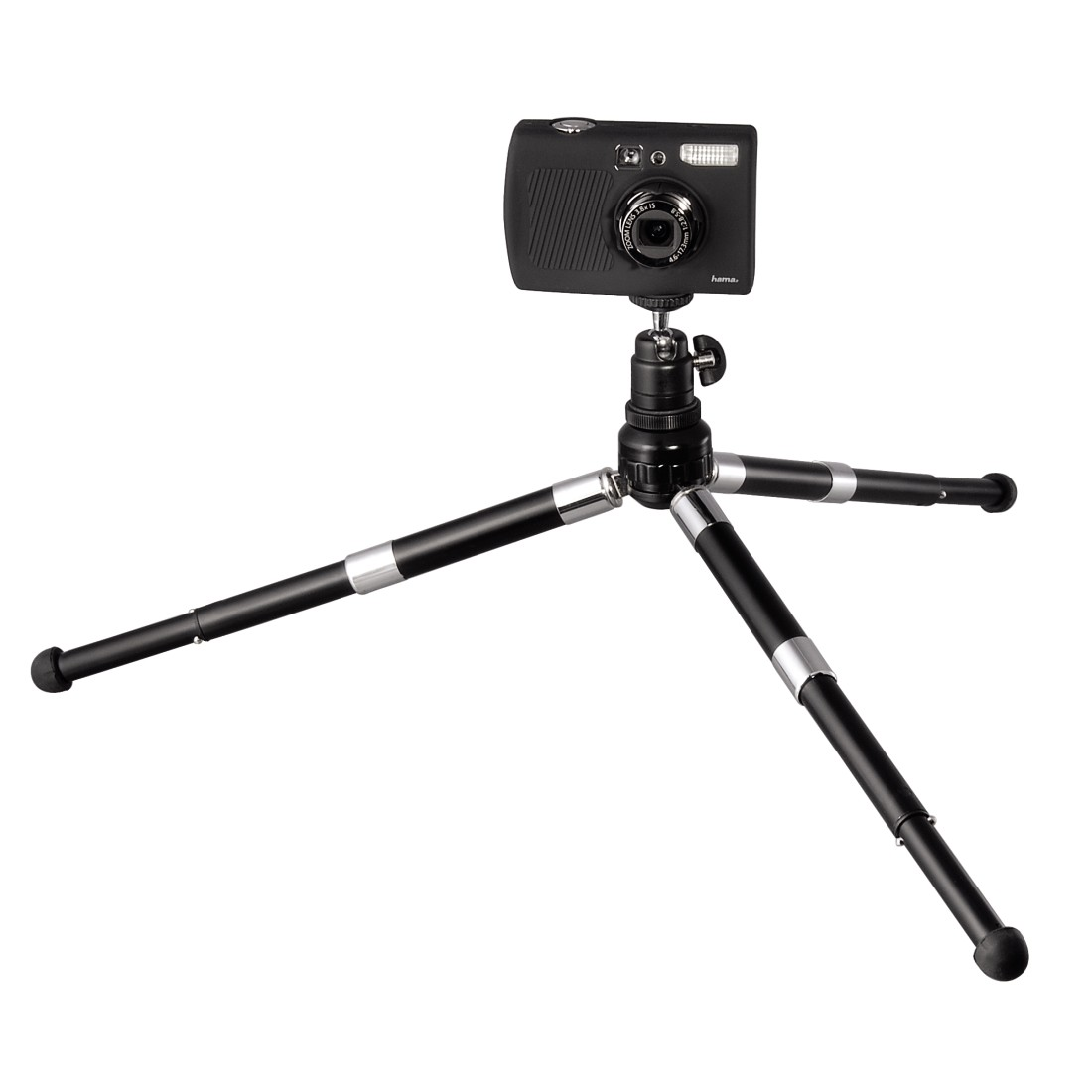 awx3 High-Res Appliance 3 - Hama, Traveller Multi Table Top Tripod, with Removable Telescopic Tube