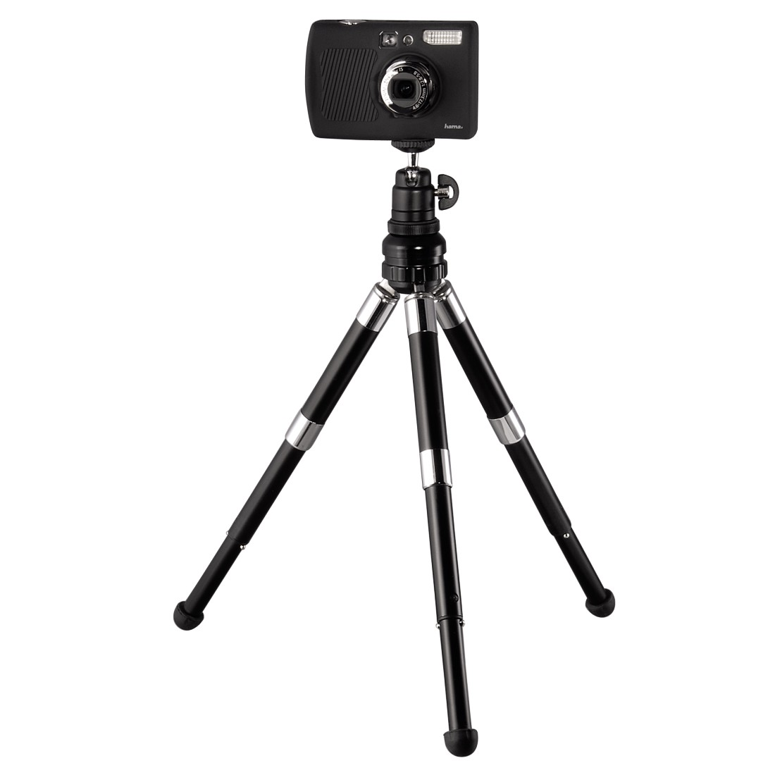 awx4 High-Res Appliance 4 - Hama, Traveller Multi Table Top Tripod, with Removable Telescopic Tube