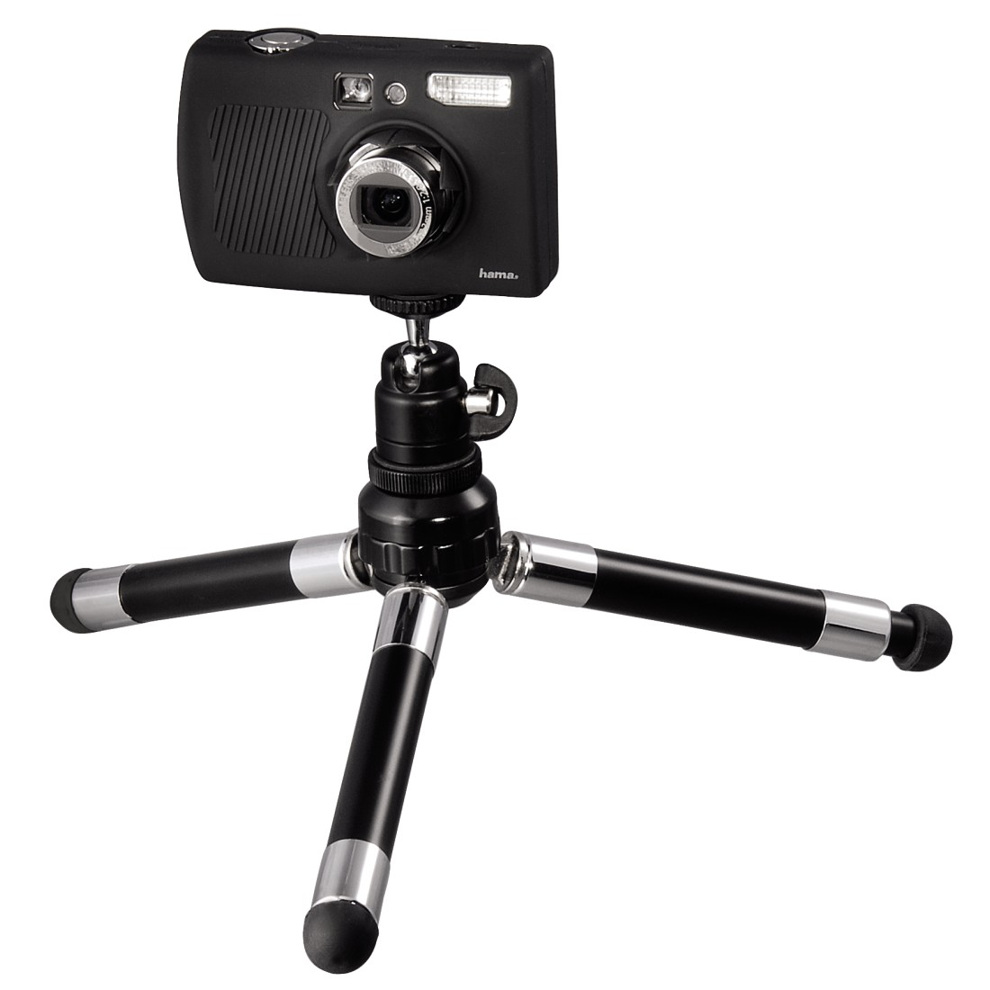 awx5 High-Res Appliance 5 - Hama, Traveller Multi Table Top Tripod, with Removable Telescopic Tube