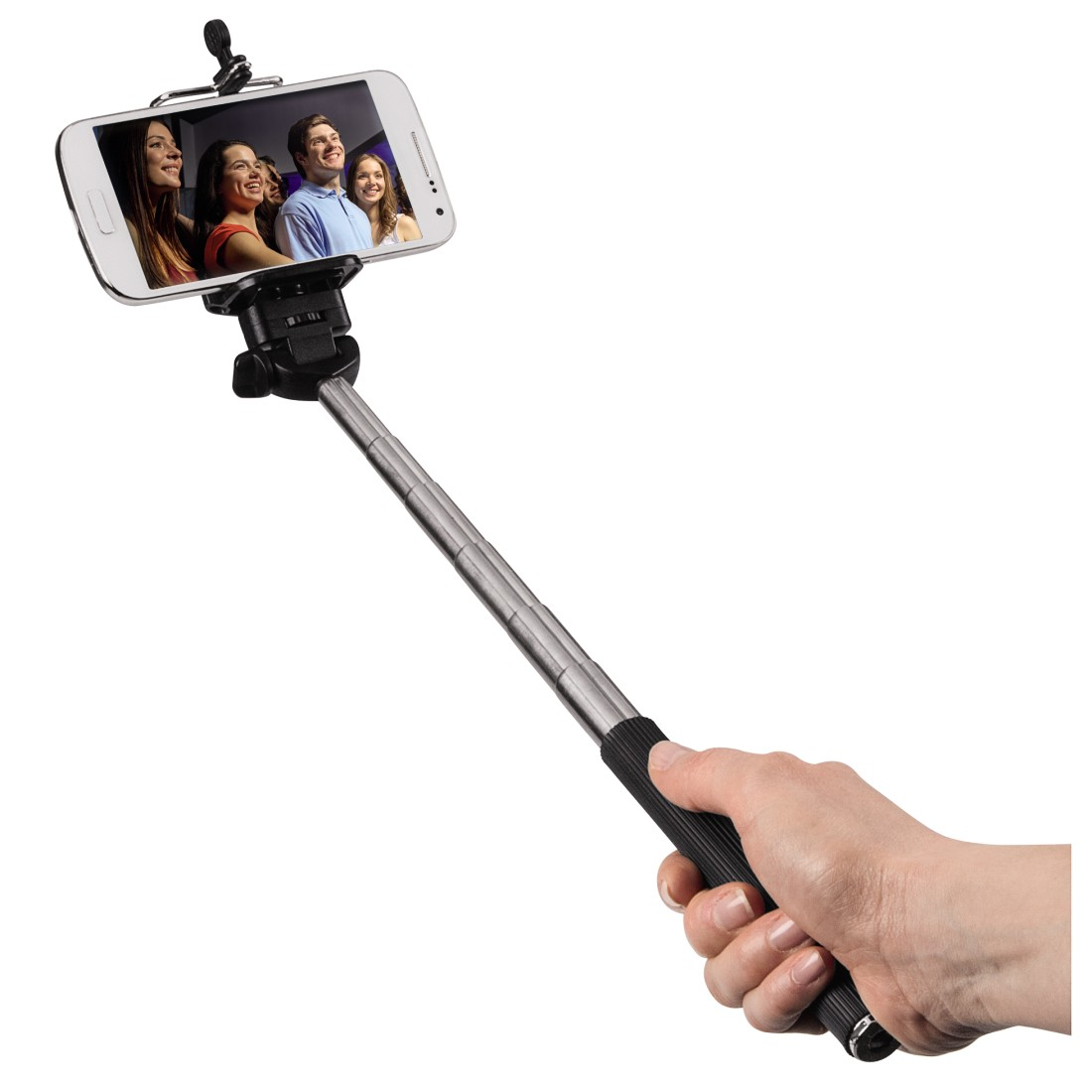 "awx2 High-Res Appliance 2 - Hama, ""Moments 100"" Selfie Stick, black"