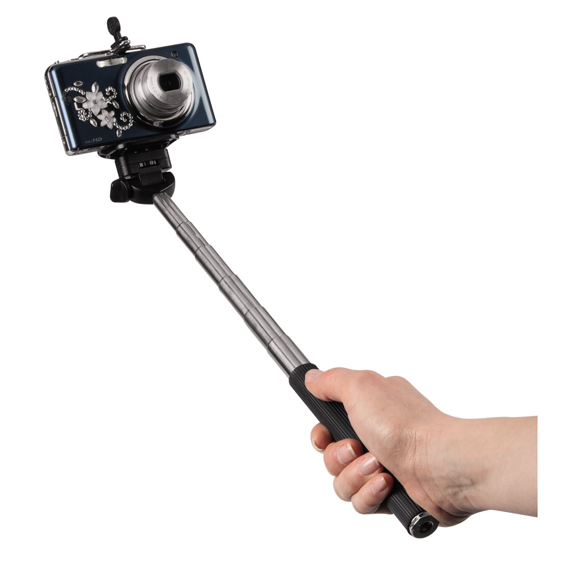 "awx3 High-Res Appliance 3 - Hama, ""Moments 100"" Selfie Stick, black"