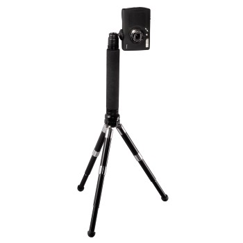 det Detail - Hama, Traveller Multi Table Top Tripod, with Removable Telescopic Tube