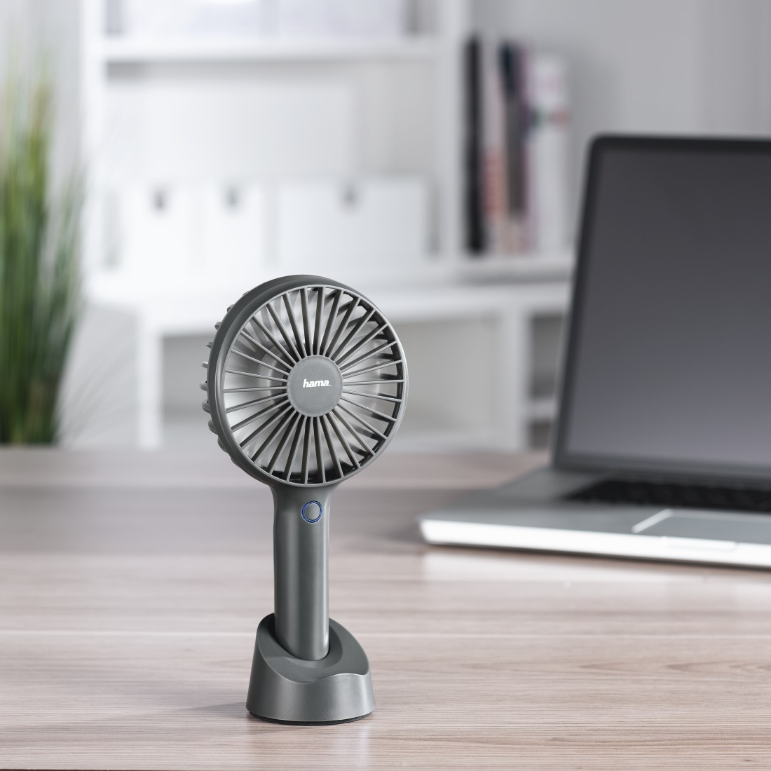 awx High-Res Appliance - Hama, Portable Hand-Held Fan, Rechargeable Battery via USB