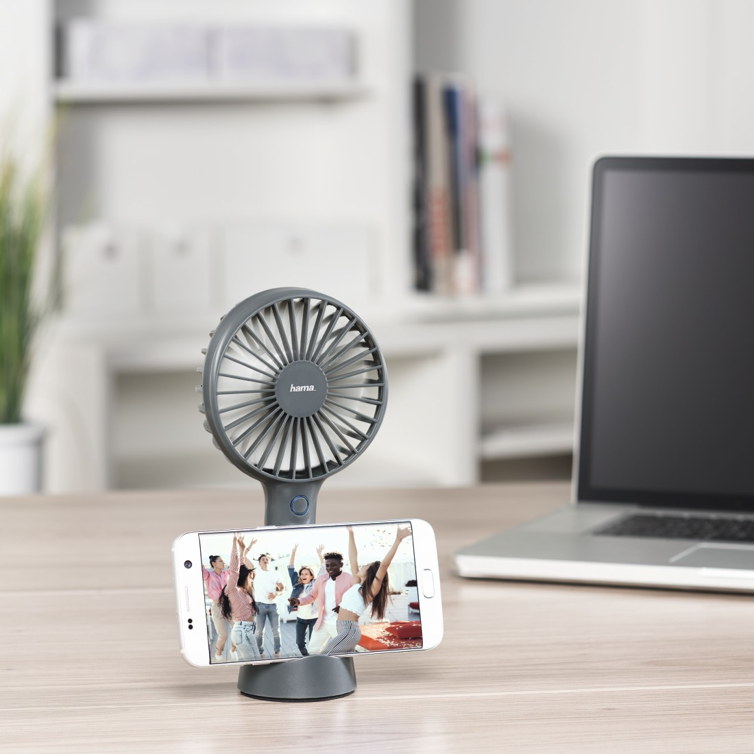awx2 High-Res Appliance 2 - Hama, Portable Hand-Held Fan, Rechargeable Battery via USB