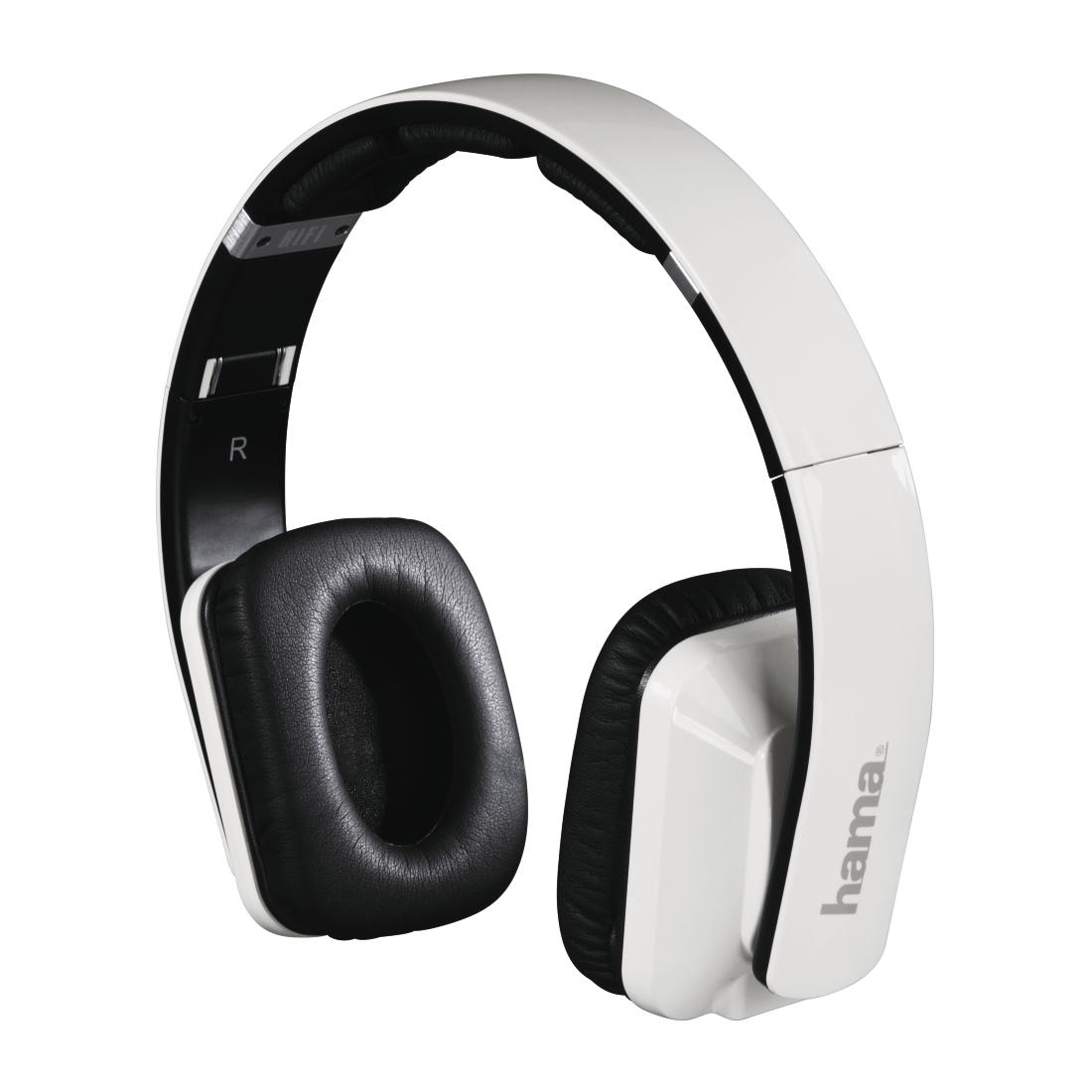 00015664 hama bluetooth stereo headset revolution wei. Black Bedroom Furniture Sets. Home Design Ideas