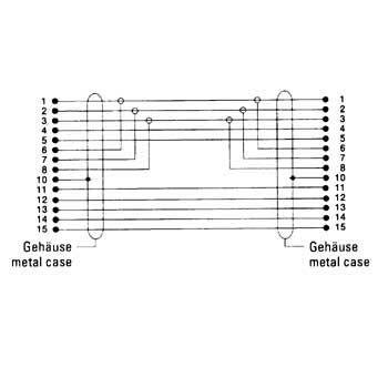 00020185 Hama VGA-Kabel, 1,80 m, 10 Stück   Hama DE