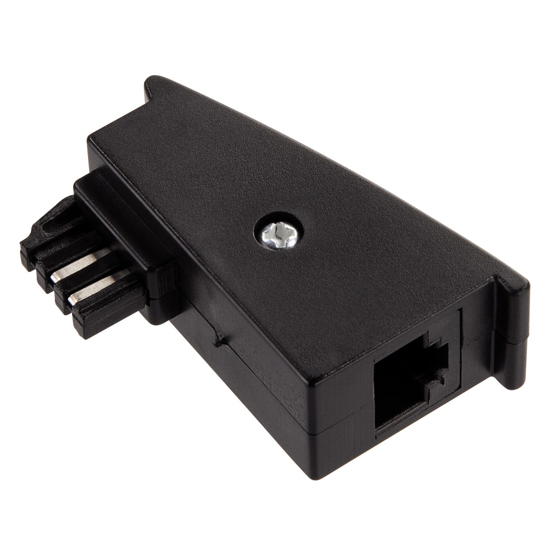 abx High-Res Image - Hama, Adapter for Fritzbox Cables, TAE-F plug - modular socket 8p2c