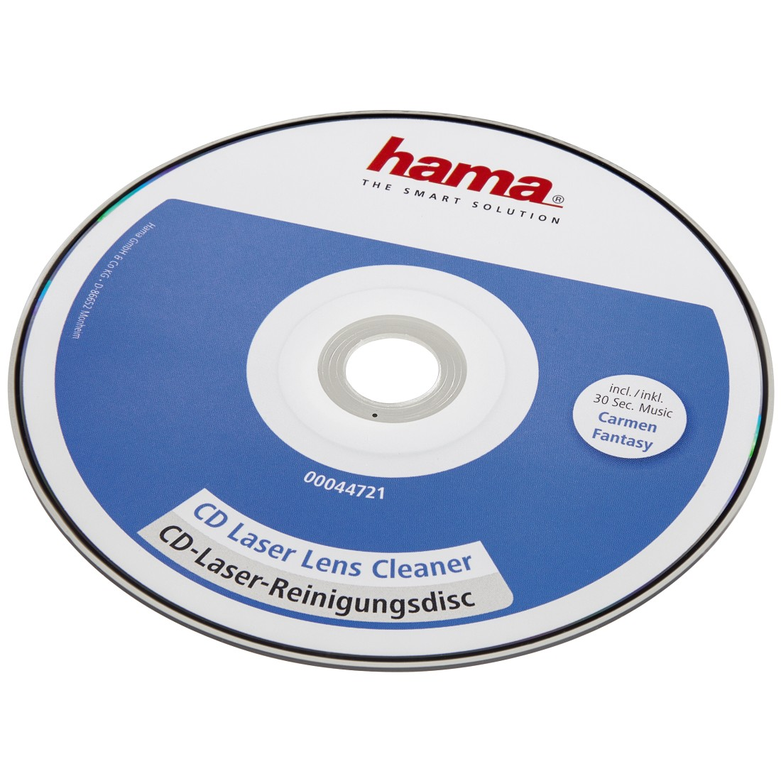 abx2 High-Res Image 2 - Hama, CD Laser Lens Cleaner