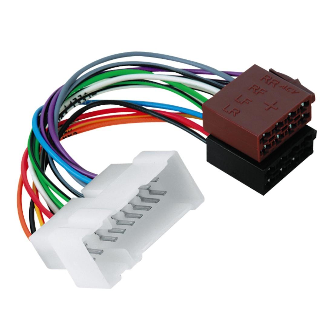 00045757 Hama Kfz-Adapter ISO für Nissan | Hama DE on