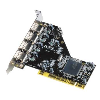 HAMA 5way USB 2.0 PCI Card Drivers for Windows