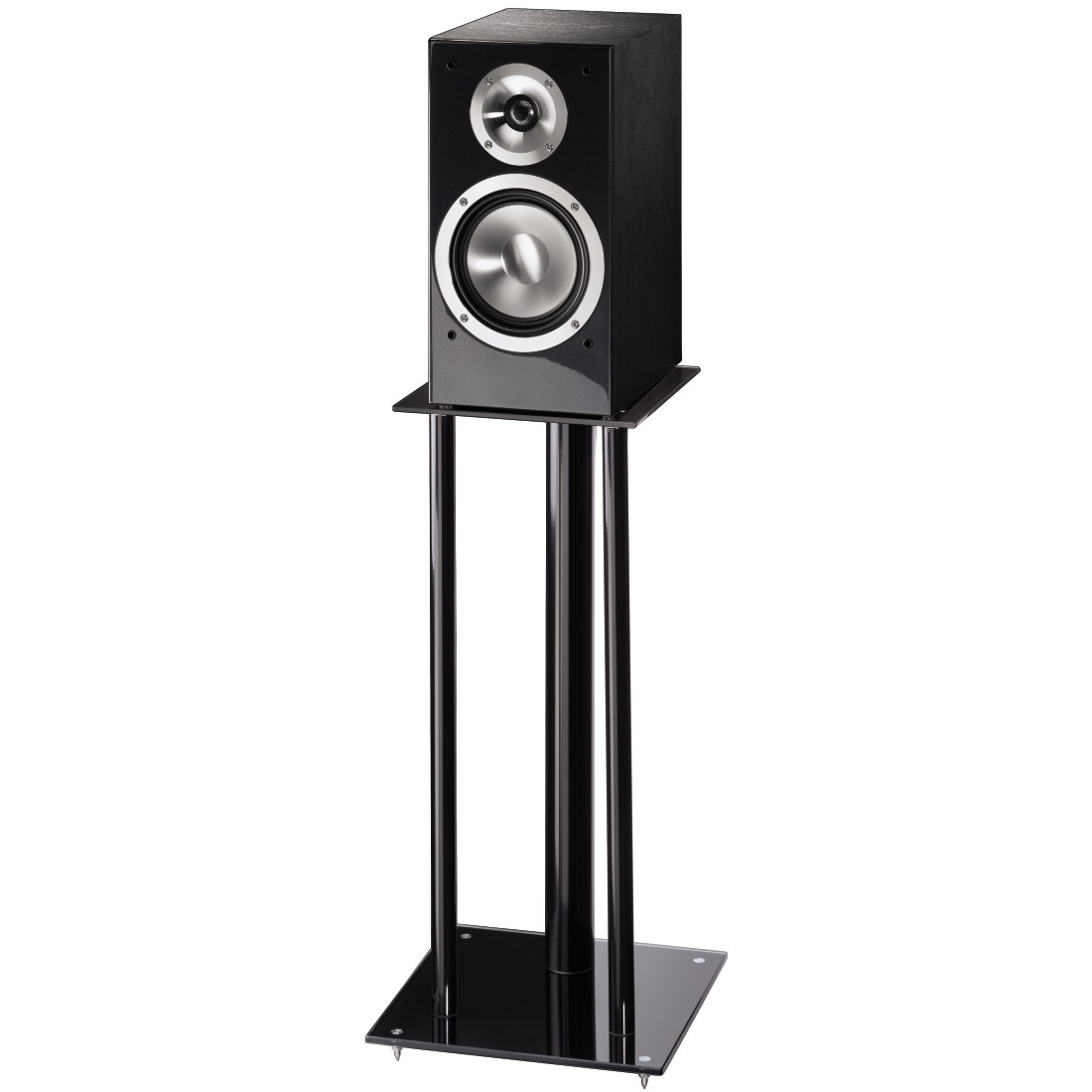 awx High-Res Appliance - Hama, Speaker Stand, black