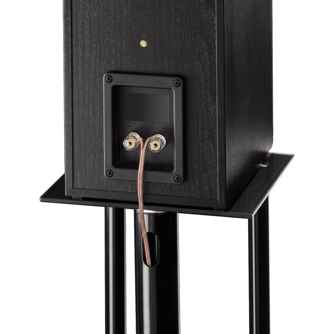 dex High-Res Detail - Hama, Speaker Stand, black
