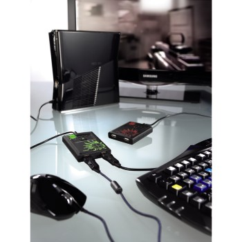 pre Press Picture - Hama, Speedshot Mouse/Keyboard Converter for Xbox 360