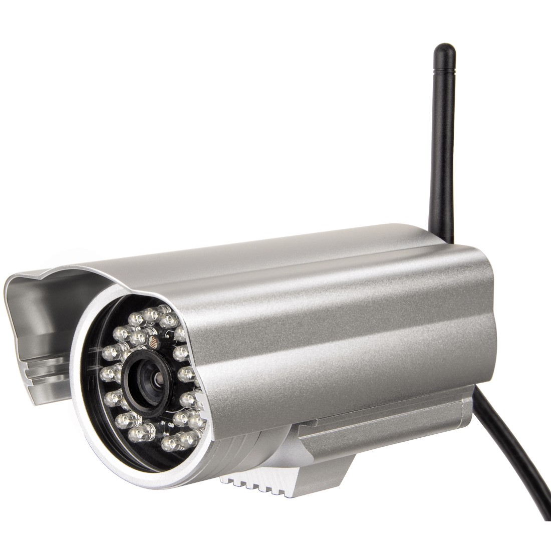 abx High-Res Image - Hama, Wireless LAN IP Camera Outdoor, 54 Mbps