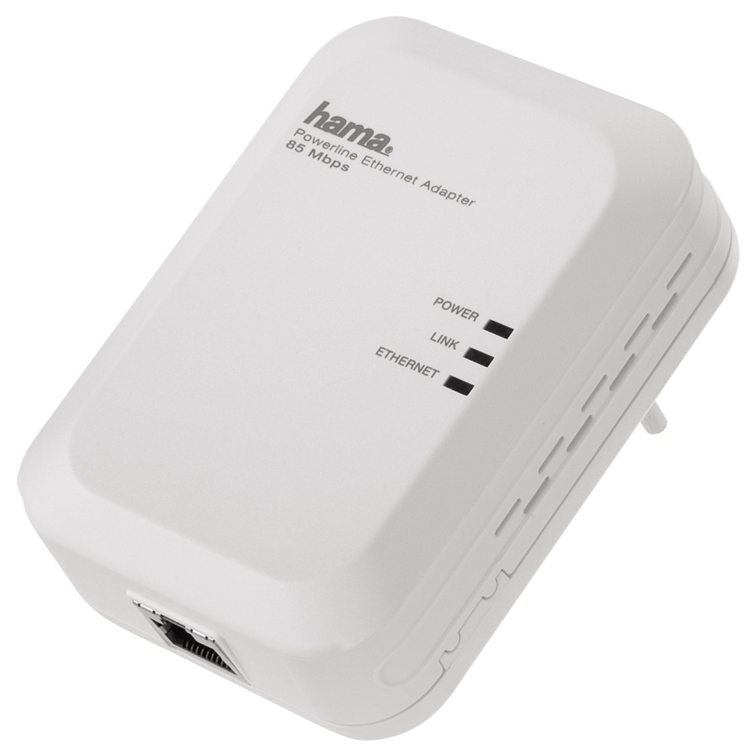 New Driver: HAMA Powerline Ethernet Adapter
