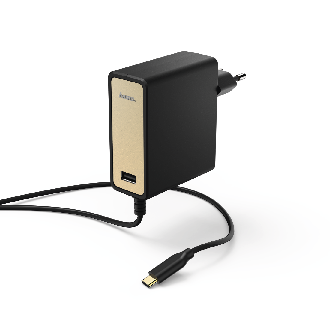 00054184 Hama USB C Netzteil, Power Delivery (PD), 5 20V60W