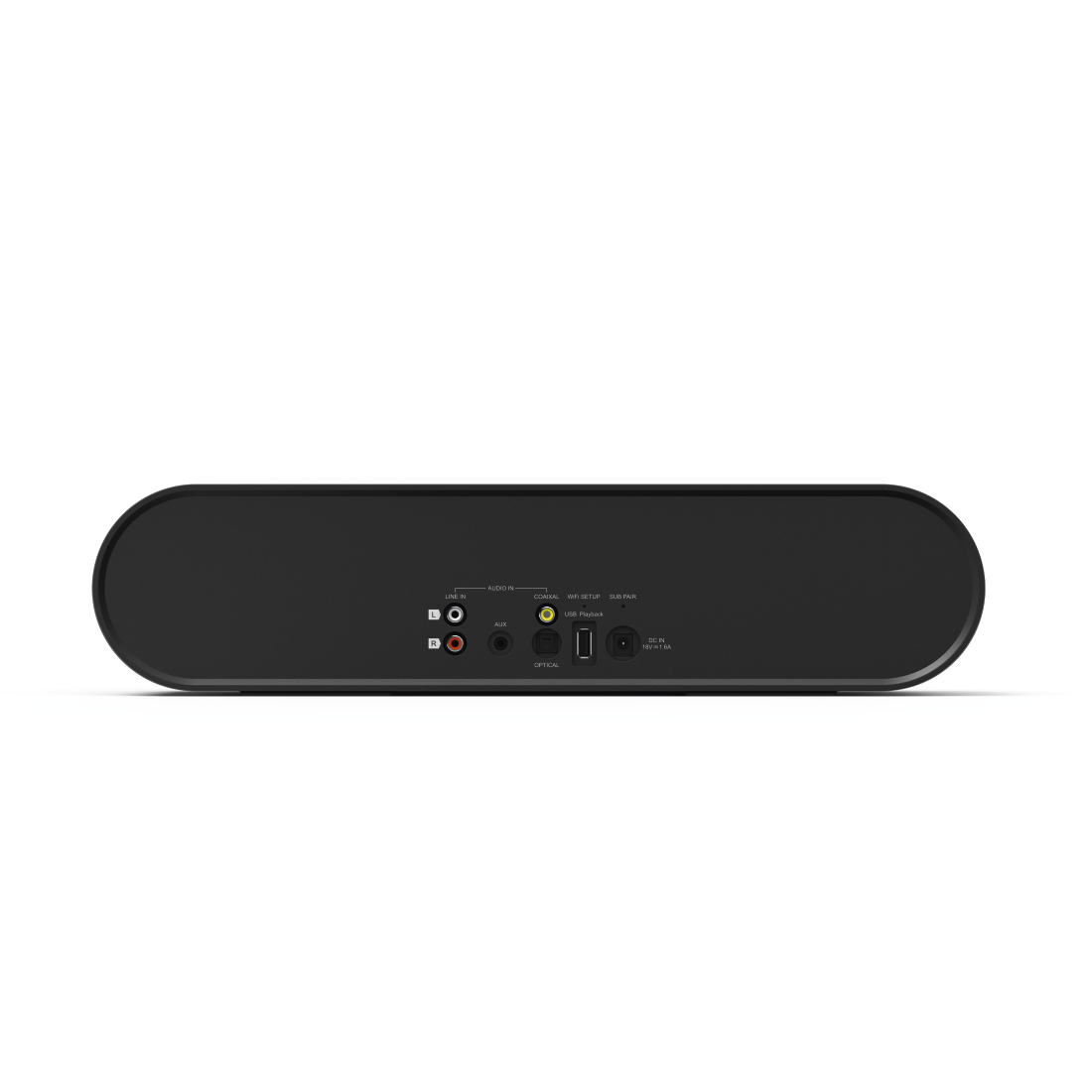 abx2 Druckfähige Abbildung 2 - Hama, Smart-Slim-Soundbar 2.1 SIRIUM3800ABT, Wireless Subwoofer/Alexa/Bluetooth
