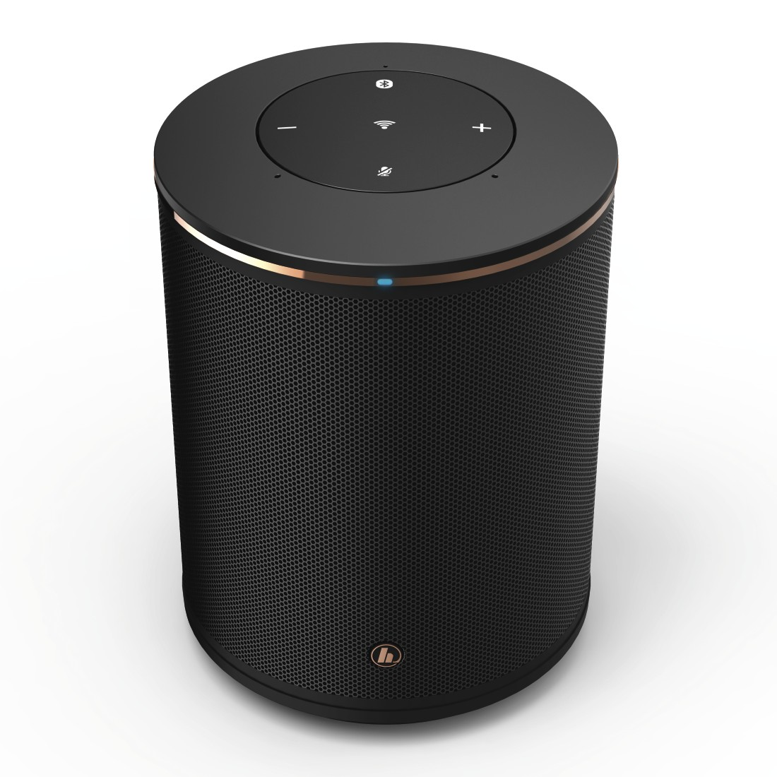 "abx3 High-Res Image 3 - Hama, ""SIRIUM1400ABT"" Smart-Speaker, Alexa/Bluetooth®"
