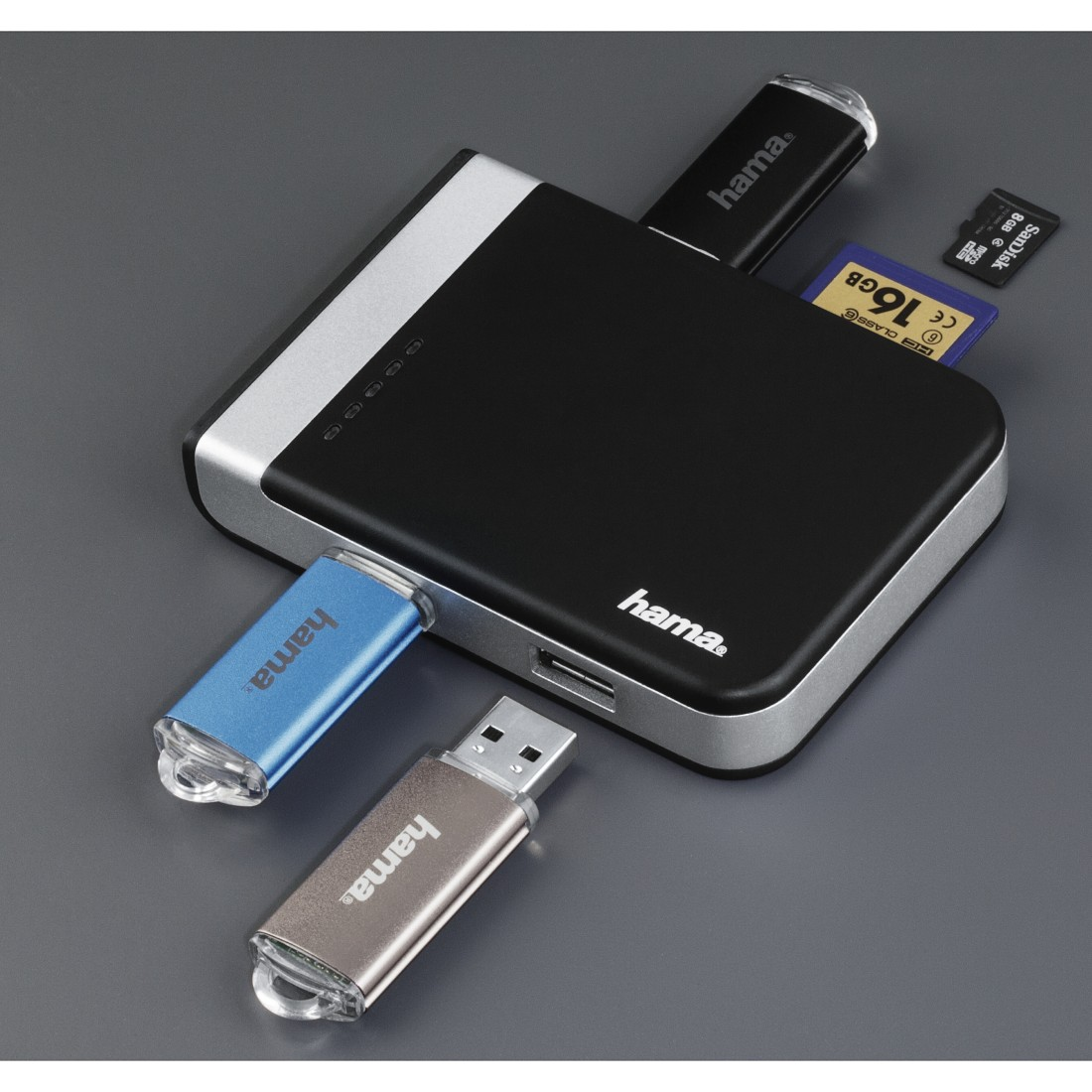 HAMA Multimedia USB Card Drive Treiber