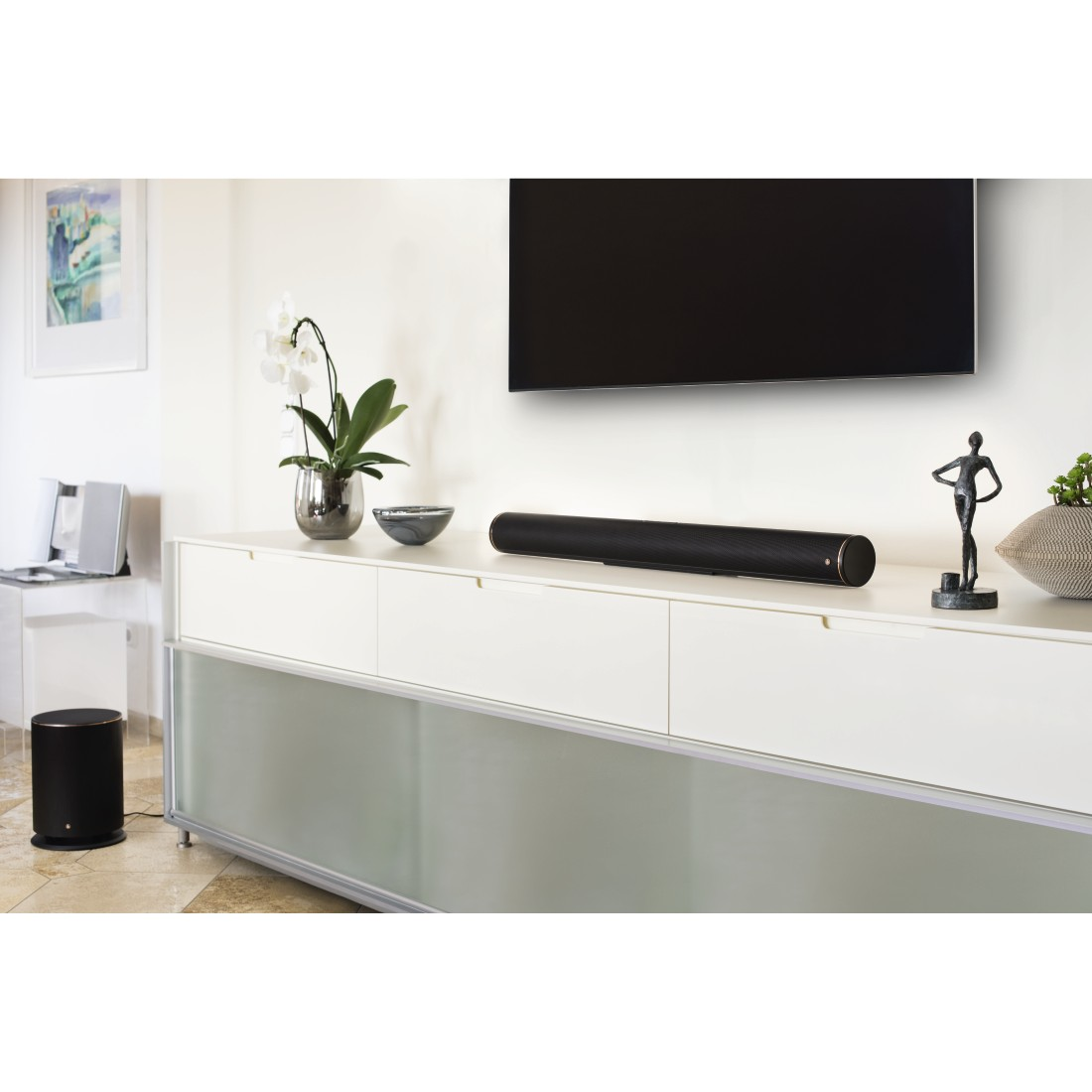 awx2 Druckfähige Anwendung 2 - Hama, Smart-TV-Soundbar 2.1 SIRIUM4000ABT, Wireless Subwoofer/Alexa/Bluetooth