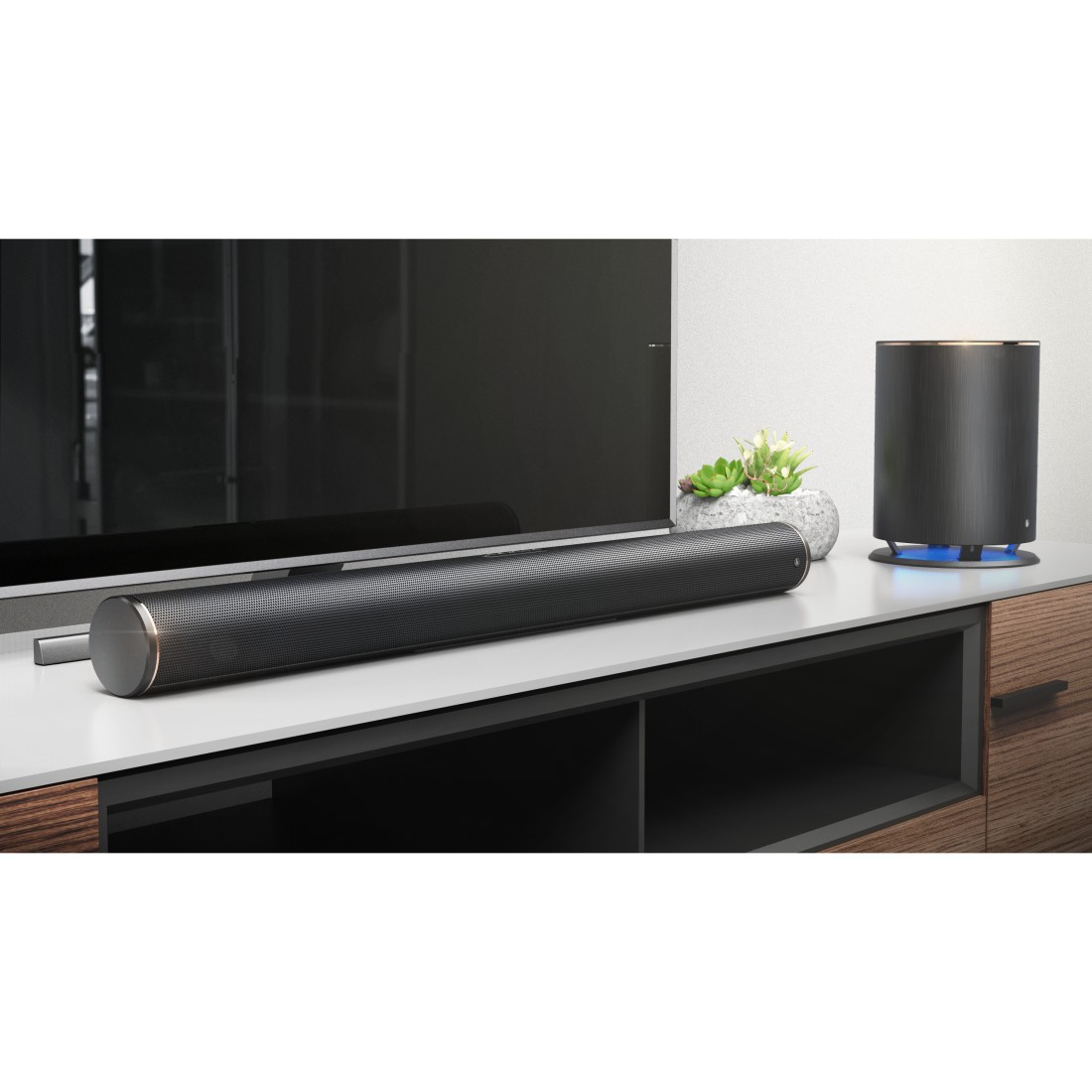 awx4 Druckfähige Anwendung 4 - Hama, Smart-TV-Soundbar 2.1 SIRIUM4000ABT, Wireless Subwoofer/Alexa/Bluetooth