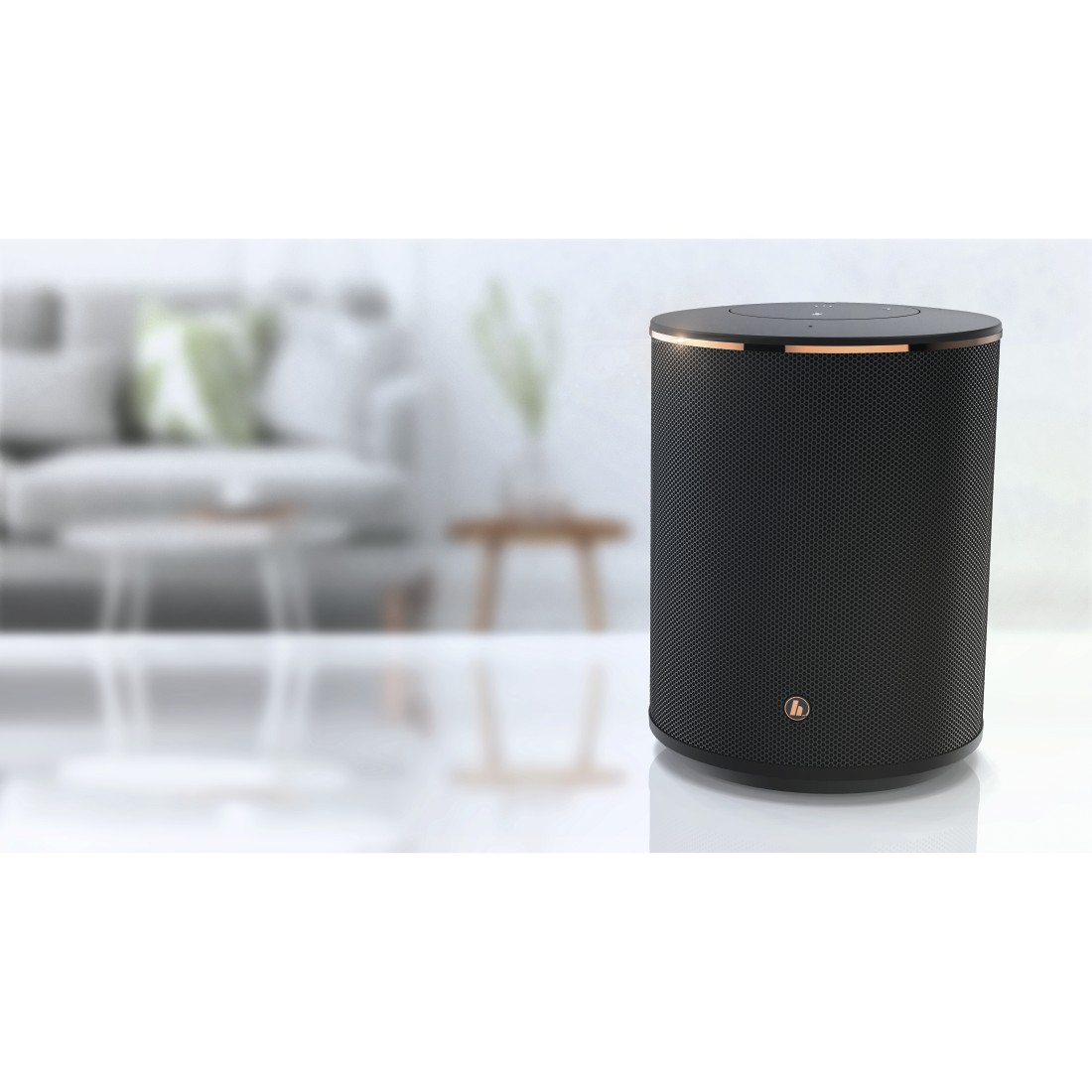 "awx3 High-Res Appliance 3 - Hama, ""SIRIUM1400ABT"" Smart-Speaker, Alexa/Bluetooth®"