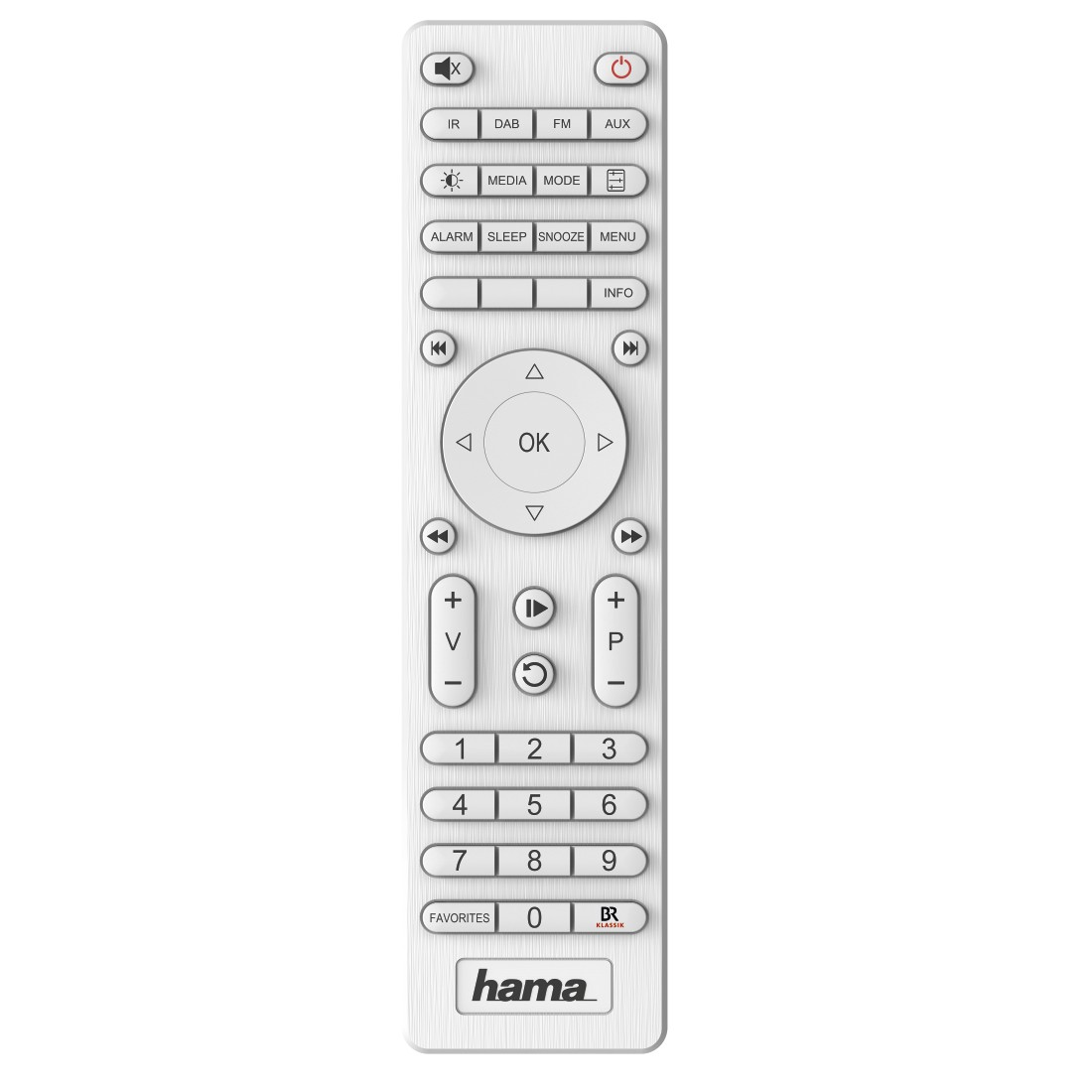 dex3 Druckfähiges Detail 3 - Hama, Digitalradio DIR3110M, Internetradio/DAB+/FM/Multiroom/App-Steuerung