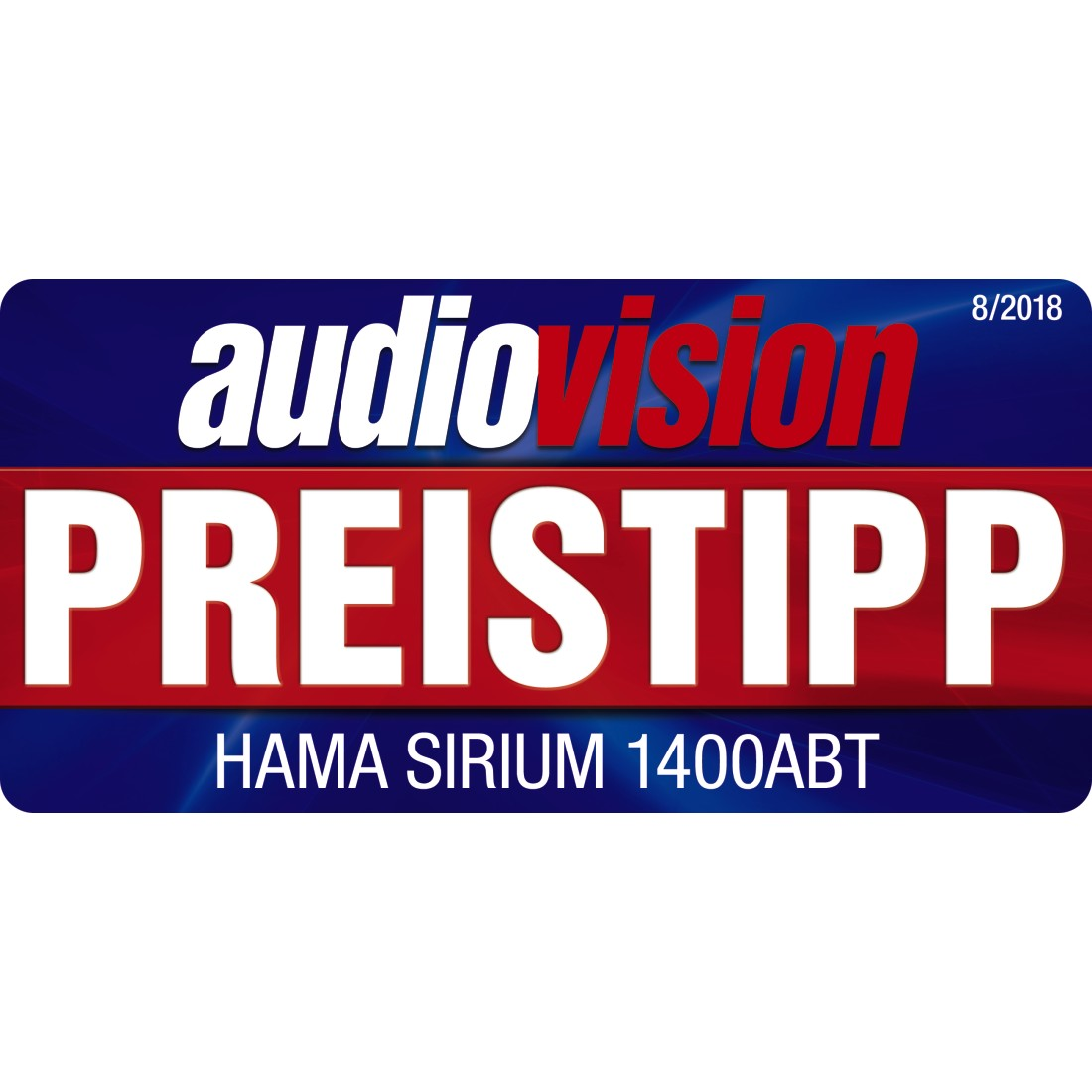 "tex Druckfähiges Testurteil - Hama, ""SIRIUM1400ABT"" Smart-Speaker, Alexa/Bluetooth®"