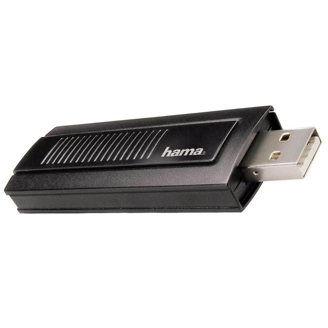 HAMA 54 Mbps WLAN USB 2.0 Stick Drivers Update
