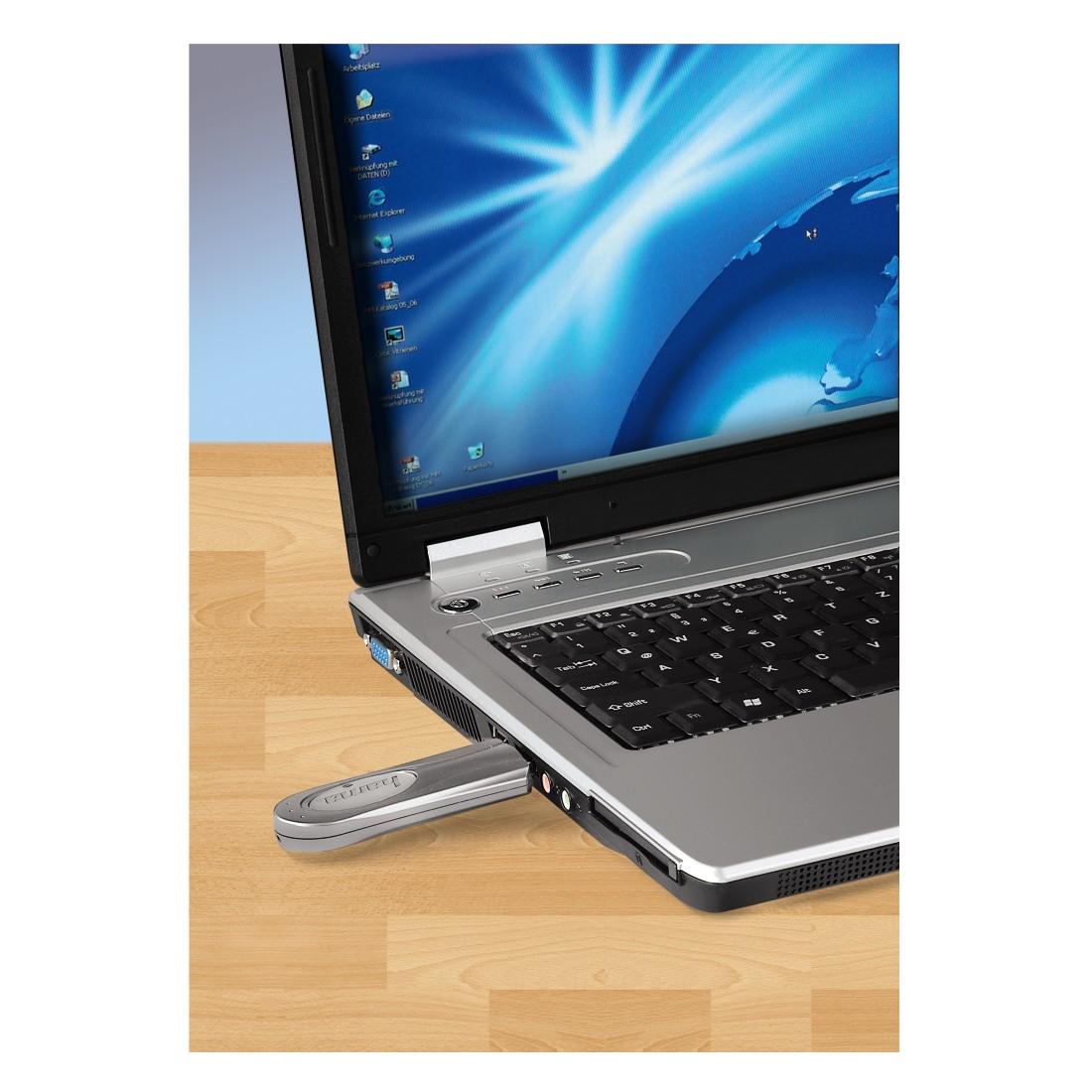 HAMA 108 Mbps Wireless LAN USB Stick Drivers for Windows