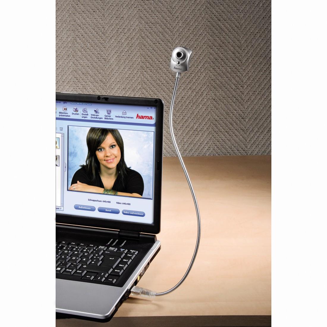 HAMA Snakecam PC Webcam Drivers Download